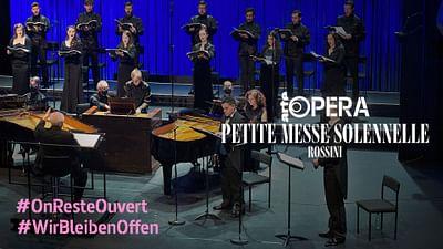 """La """"Petite Messe solennelle"""" di Rossini"""