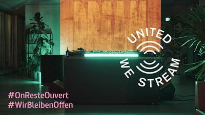 United We Stream: live da Stoccolma