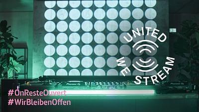 United We Stream live da Londra
