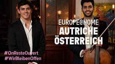 Omaggio all'Austria: Kian Soltani e Aaron Pilsan