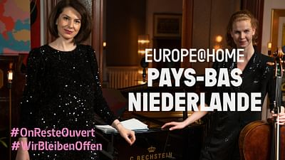 Omaggio ai Paesi Bassi: Harriet Krijgh e Magda Amara