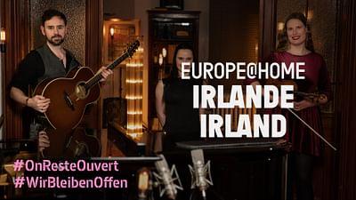 L'Irlanda di Patrizia Sieweck, Daniel O'Connor e Nicole Ohnesorge