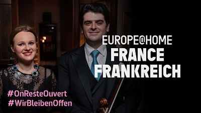 La Francia: Michael Barenboim e Natalia Pegarkova