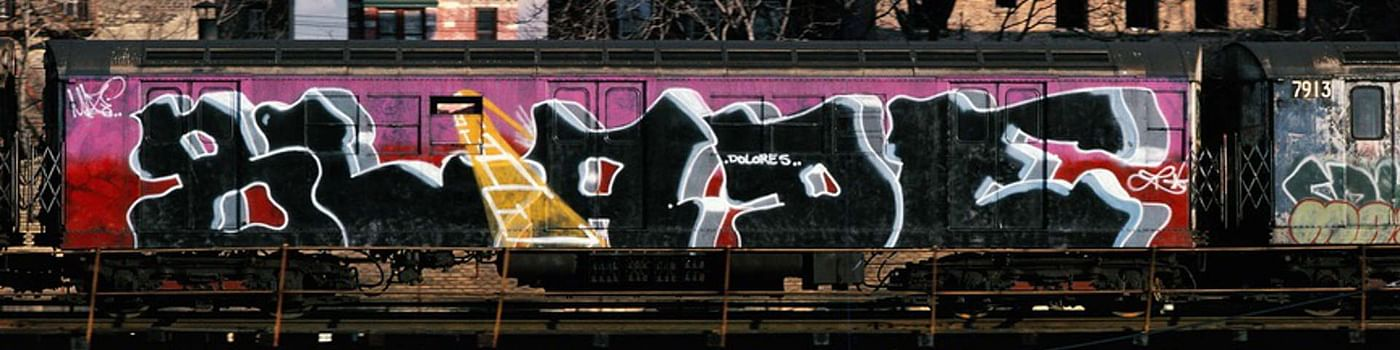 La storia del graffiti writing