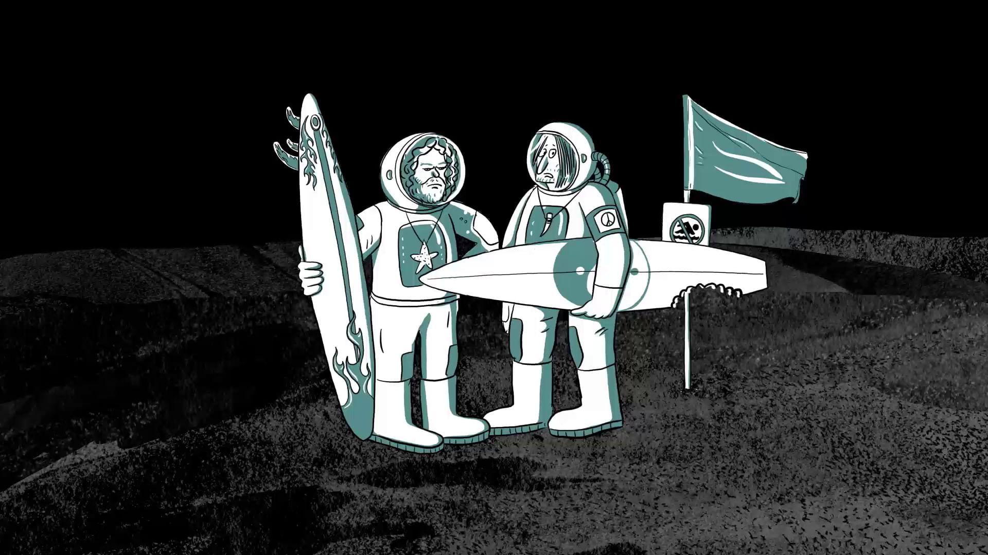 La Luna e noi