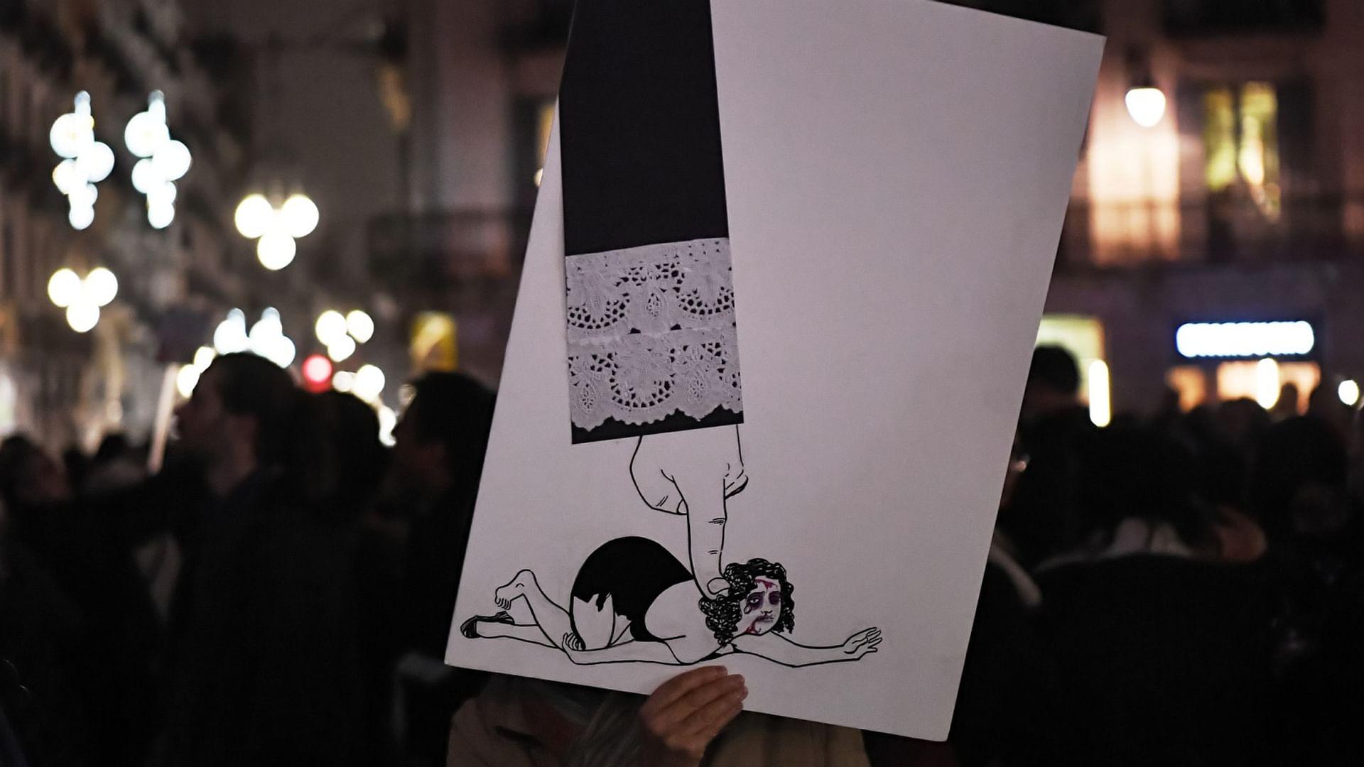 Violenze sessuali: una piaga mondiale