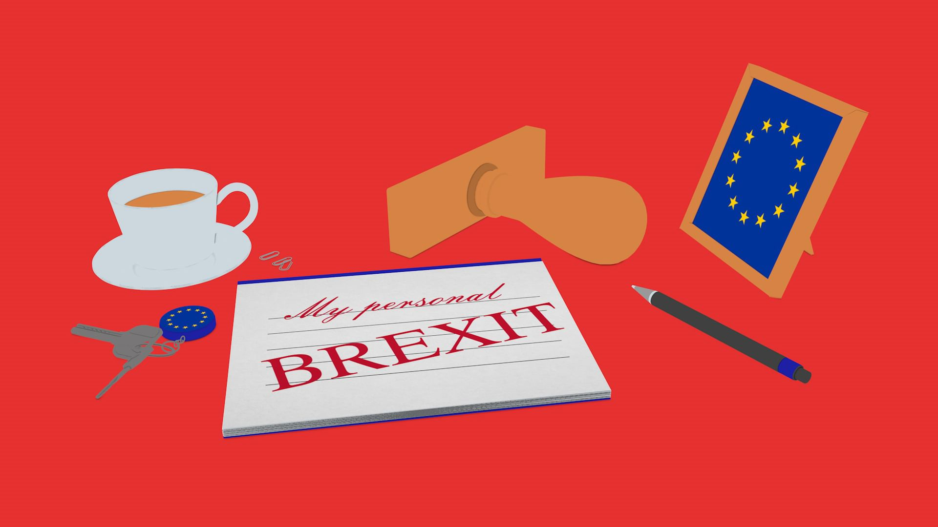 My Personal Brexit