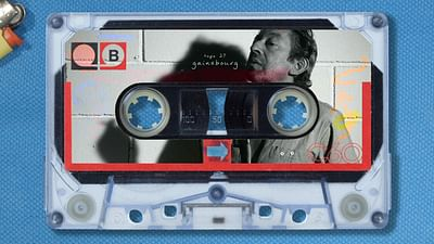 TAPE: Serge Gainsbourg