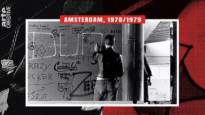 The Rise of Graffiti Writing – From New York To Europe (4/10)