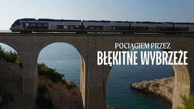 Pociągiem przez Błękitne Wybrzeże