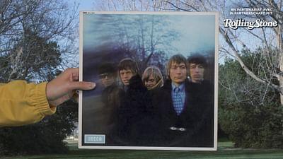 Total Records (1/11) kultowe okładki płyt