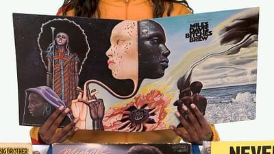 Total Records (8/11) kultowe okładki płyt