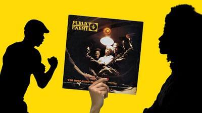 Total Records (9/11) kultowe okładki płyt