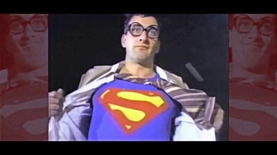 """""""Süpermen dönüyor"""" (1979)"""