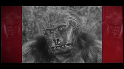 """""""The Bride and the Beast"""" (1958)"""