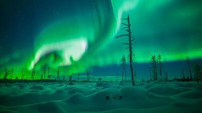 Zorze polarne - piękne i niebezpieczne