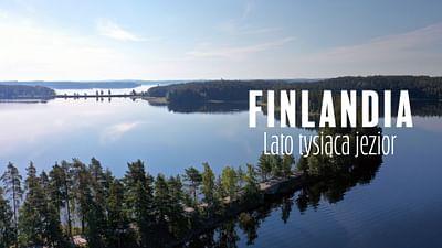 Finlandia: Lato tysiąca jezior