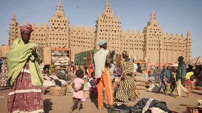 Mali - Problemy Sahelu