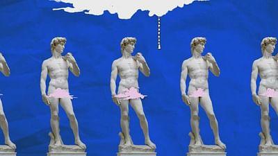 Dlaczego klasyczne posągi mają małe penisy?