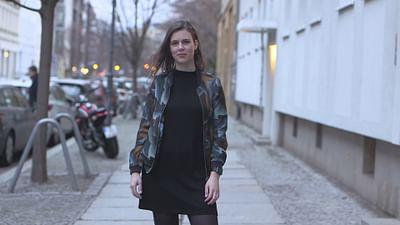 Ana, Hiszpanka w Berlinie