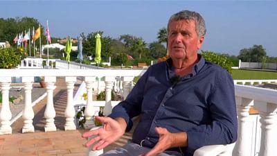 Joe, Anglik w Portugalii