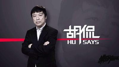 Hu Xijin, głos Chin