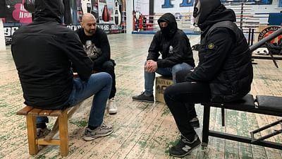 Re: Piłkarscy ultrasi z Bułgarii