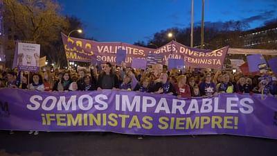 Hiszpania - pionier walki z przemocą wobec kobiet