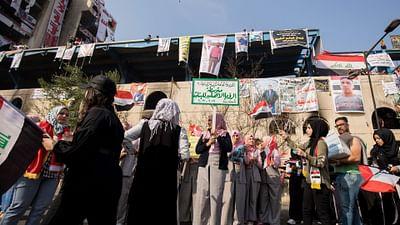 Irak: młodzi na barykady