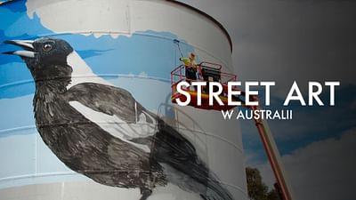 Australia: sztuka na silosach