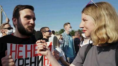 Dziennikarze na barykadach