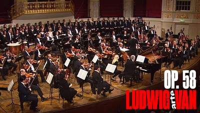 Beethoven: IV Koncert fortepianowy G-dur op. 58