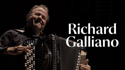 Richard Galliano i Ron Carter (3/3)