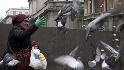 Mediolan: Solidarność w czasach koronawirusa