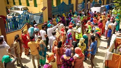 Koronawirus w Indiach: piekło slumsów