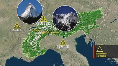 Alpy i historia Europy