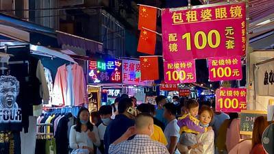 Chiny: paradoks Wuhan