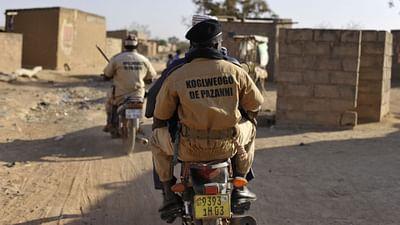 Burkino Faso: ochotnicza policja obywatelska