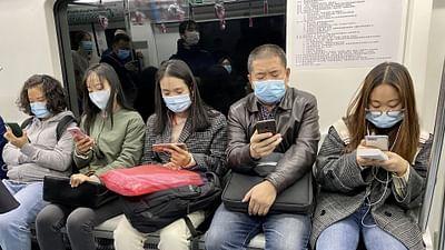 Chiny: powrót wirusa