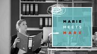 Marie ma całkiem normalne życie. Gdyby nie to, że rozmawia z nią… sam Karol Marks!