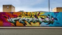 Historia europejskiego graffiti z początku lat 80. opowiedziana przez głównych artystów gatunku.