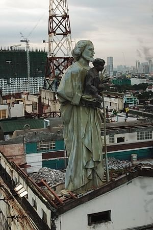 Filipiny: Kościół i pedofilia, przełamanie tabu