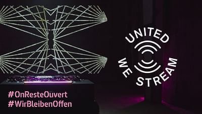 United We Stream November desde Beirut