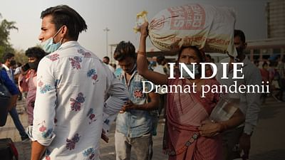 Indie: Dramat pandemii