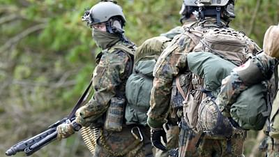 Allemagne : inquiétudes autour de soldats d'extrême droite