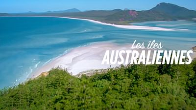 Les îles australiennes
