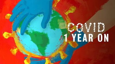 The covid world 12 months on
