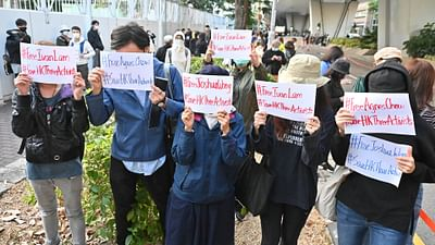 Hongkong: Repression gegen Regierungsgegner