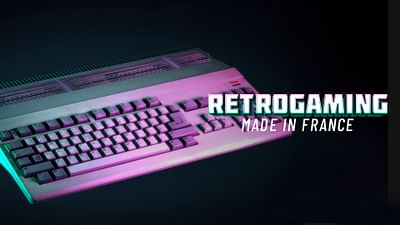 Retrogaming made in France