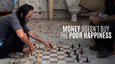 Money Doesn't Buy the Poor Happiness